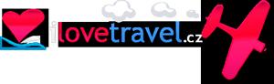 Logo slevového portálu Ilovetravel