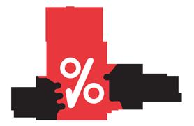 Logo slevového portálu Slevoteka